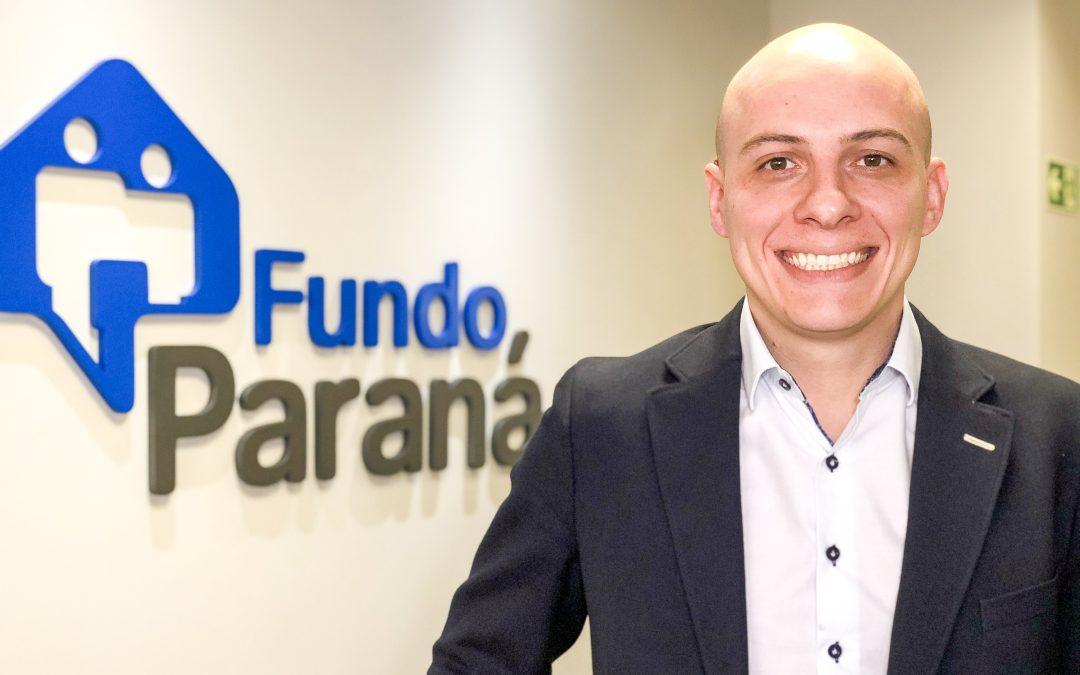 Thiago Nieweglowski assume presidência do Fundo Paraná