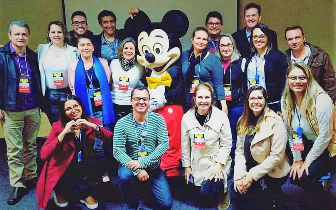 Aprendendo com o Padrão Disney de Excelência