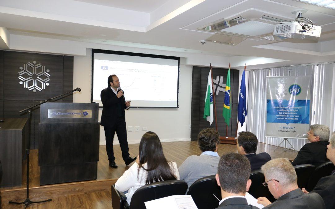 Evento apresenta os desafios de investimentos