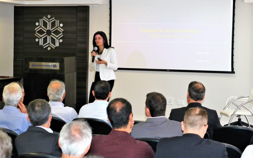 Evento apresentou as Perspectivas de Cenário Macroeconômico para 2020