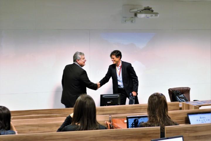 MBA UniAbrapp e Previpar já está no 4º módulo
